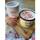 Pink latte Mix Klara Rutar