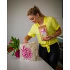 Eko platnena vrećica za kupovinu