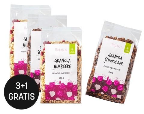 Granola Paket – 2 Geschmackssorten