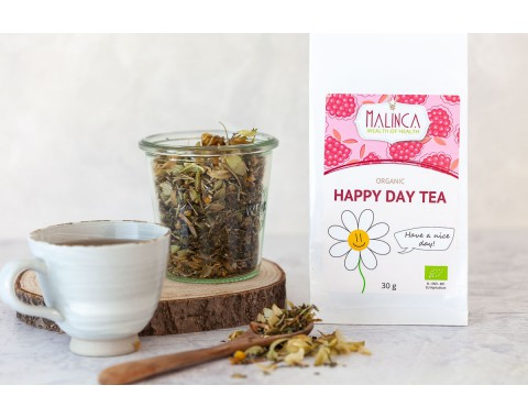 Glücks Tee aus ökologischem Landbau