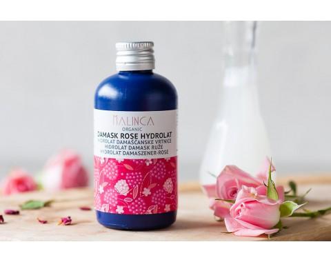 Hydrolat Damaszener-Rose aus ökologischem Landbau 100 ml