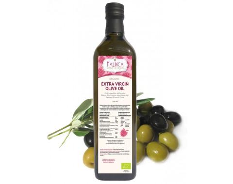 Natives Olivenöl Extra aus ökologischem Landbau