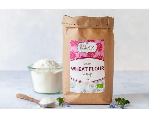Weizenmehl – weiß, glatt aus ökologischem Landbau