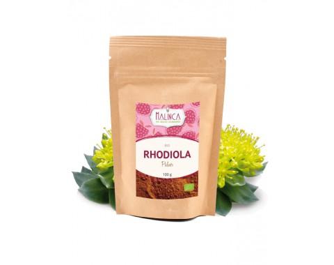 Rhodiola/Rosenwurz Pulver aus ökologischem Landbau