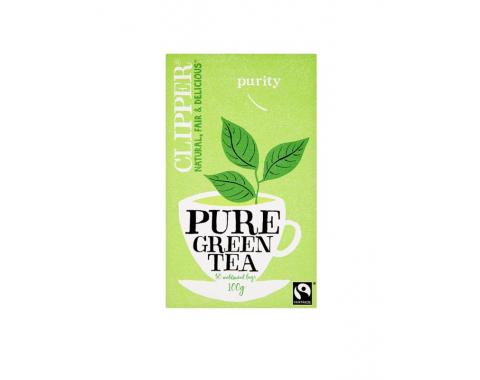 Organski zeleni čaj