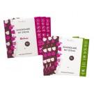 Paket von Zartbitterschokolade 6 Stück