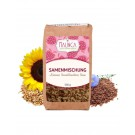 Samenmischung (Leinsamen, Sonnenblumenkerne, Sesam) 500g