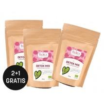 Detox Mix aus ökologischem Landbau 100g 2+1 gratis