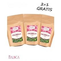 Chlorella v tabletah 100g 2+1 gratis
