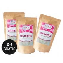 Erythritol (Erythrit) – ein Süßstoff ohne Kalorien 500g 2+1 Gratis