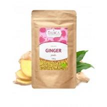 Ingwer Pulver aus ökologischem Anbau 100 g