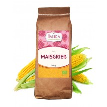 Maisgrieß aus ökologischem Landbau