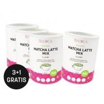 Matcha Latte Mix aus ökologischem Landbau 3+1 gratis