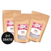 MSM – Schönheitsmineral 250 g 2+1 gratis