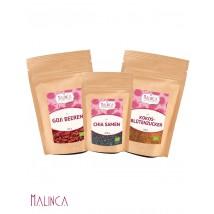 Paket Top 3 Superfoods aus ökologischem Landbau