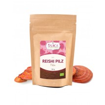 Reishi Pilzpulver aus ökologischem Landbau
