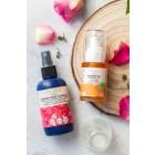 Anti-Aging-Paket (Bio-Hagebuttenöl und Damaszener-Rose-Hydrolat)