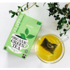 Organischer grüner Tee