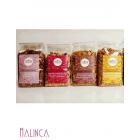 Haselnuss – Preiselbeere Granola