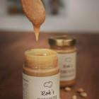 100 % natürliche Crunchy Erdnussbutter