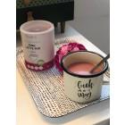 Paket Becher Malinca und Pink Latte Mix