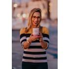 Pink latte mix und Malinca Nastja