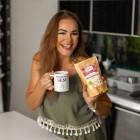 Rebeka Dremelj Maca coffe mix