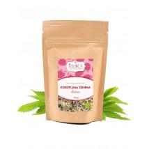 Oluščena konopljina semena iz ekološke pridelave 200g