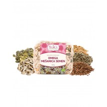 Omega mešanica semen iz ekološke pridelave 125g