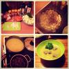 Bučkina juha z ajdovim kruhom