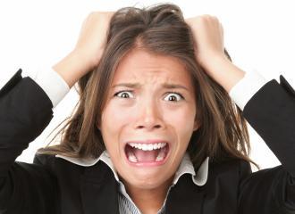 Stres je najboljši uničevalec telesa