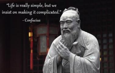 Ingver - užival ga je že Konfucij