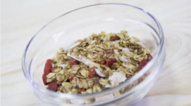 VIDEO: Selbstgemachte Granola Kokos