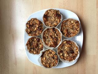 Muffini brez moke