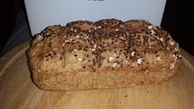Beskvasni kruh bez pšeničnoga brašna
