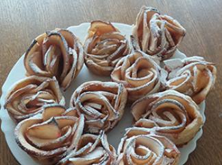 Jabučne ružice