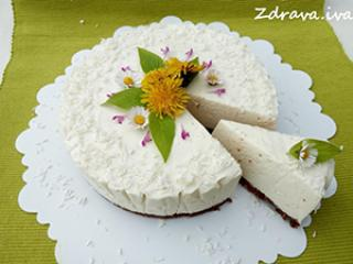 Lagani proljetni cheesecake