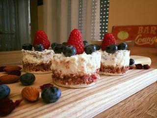 Mini zdrave tortice