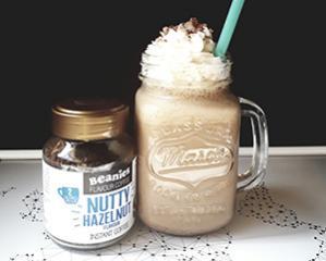 Nutty Hazelnut ledena kava