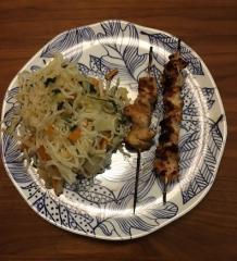 Južnokorejska večerja