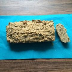 Hausgemachtes LCHF Brot aus Mandelmehl