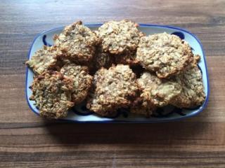 Gesunde Cookies aus 3 Zutaten