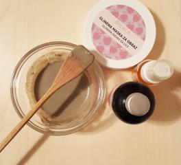 Antiage glinena maska za obraz