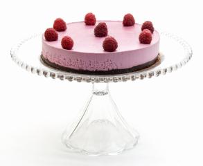Rohe Himbeeren-Torte