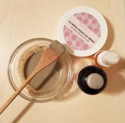Antiage glinena maska za lice