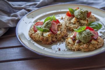 Kvinojini polpetki