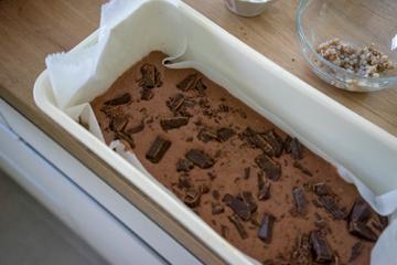 Sočni fižolovi browniji z ajdovo kašo
