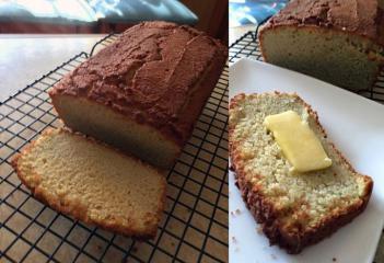 Glutenfreies Brot mit wenig Kohlenhydraten