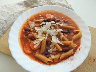 Pastabohnen