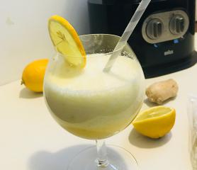 Zitrone - Ingwer Detox - Smoothie